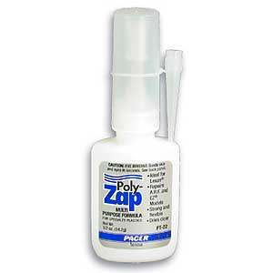 Poly Zap Superglue