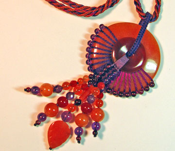 Micro Macrame & Cordmaking Jewelry Kit