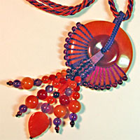 Micro Macrame Jewelry Kit