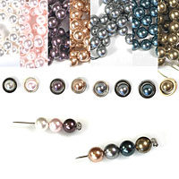 Beads for Kumihimo, Micro Macrame, Leather Wrap and Square Knot Bracelets