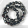 4mm Czech Fire Polished Beads for Bracelets with C-Lon Tex 400 Cord