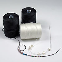 C-Lon Fine Weight Bead Cord