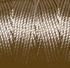 Antique Brown C-Lon Tex 400 Bead Cord