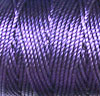 Medium Purple C-Lon Tex 400 Bead Cord