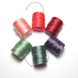 New Colors of C-Lon Bead Cord Tex 400