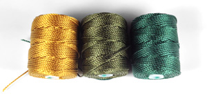 New Colors of C-Lon Tex 400 Bead Cord