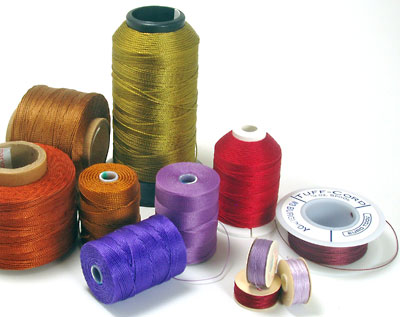 3-Ply Continuous Filament Twisted Multifilament Nylon