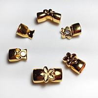 European Magnetic End Clasps for Cord, Braids & Kumihimo