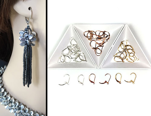 Findings for Earrings