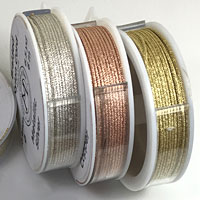 Metallic Braided Nylon Cord