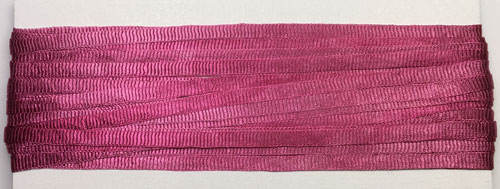 100% Hand Dyed Nylon Ribbon for Kumihimo