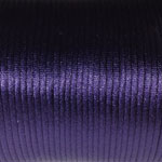 100% Nylon Satin Cord - 2mm Satin Cord for Kumihimo and More
