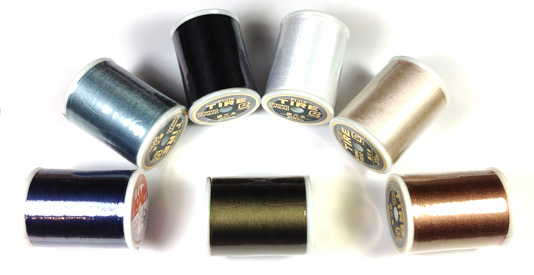 Fujix Tire Silk #16 Buttonhole Twist & Embroidery Thread