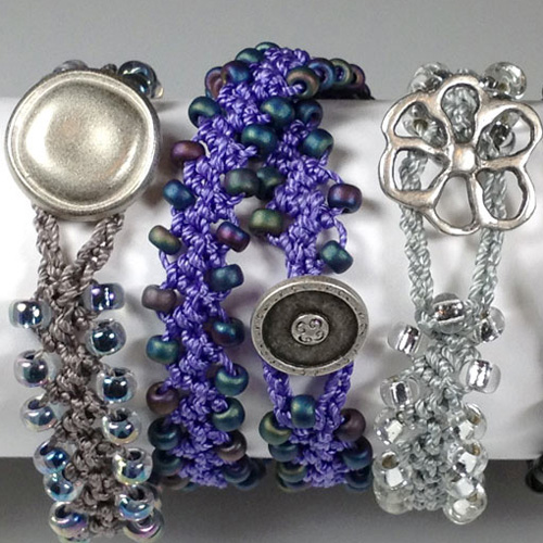 Turkish Flat Bead Crochet Kits