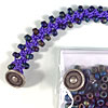 Turkish Flat Bead Crochet Bracelet Kit