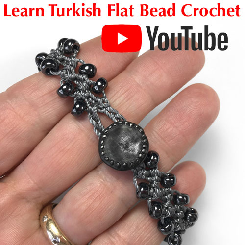 YouTube Marion Jewels in Fiber Video Channel