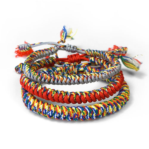 Tibetan Knot Bracelet Tutorial | Learn Interlocking Snake Knots the Easy Way!