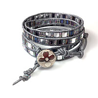 Leather Wrap Bracelet Kit