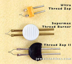 Compare Replacement Tips for Thread Burners, Super Max Pen, Thread Zapps