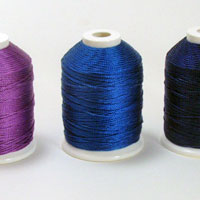 Bonded Nylon Cord for Bead Crochet